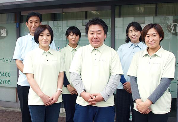 せんしゅんかい訪問介護センター開田(第三者評価受審事業所)