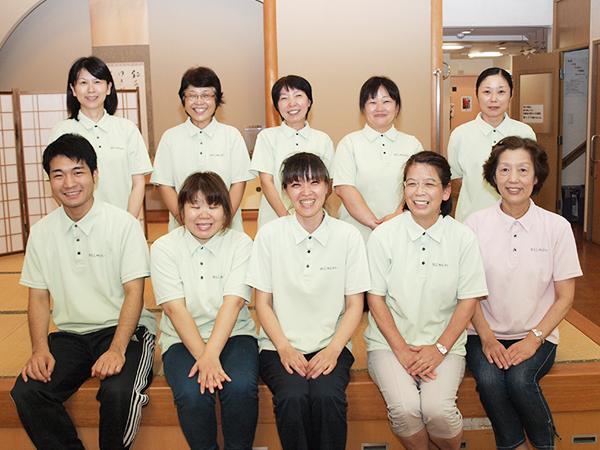 せんしゅんかいデイサービスセンター友岡(第三者評価受審事業所)