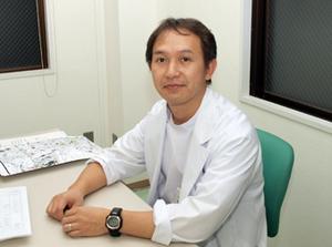 地域連携室室長 髙垣 伸匡(内科)